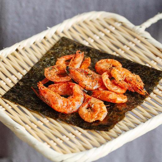 【积分加价购】[脆虾脆蟹组合]原味脆蟹40g*2盒+海苔脆虾26g*3盒 商品图3