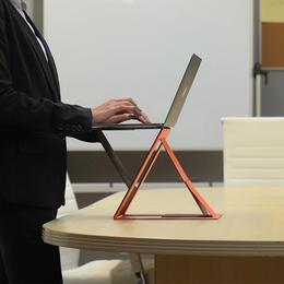 【宇宙爆款&站/坐两用】MOFTZ多角度笔记本电脑支架 多角度折叠 轻薄隐形 便携易收纳