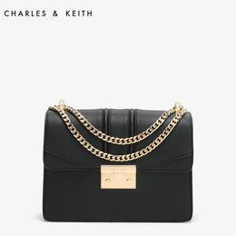 【CHARLES&KEITH 小CK包 】明星同款 小CK 单肩包 斜跨包 新加坡时尚品牌