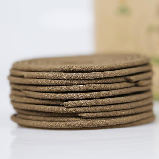 茅箭艾草盒装盘香(10片) 商品图2