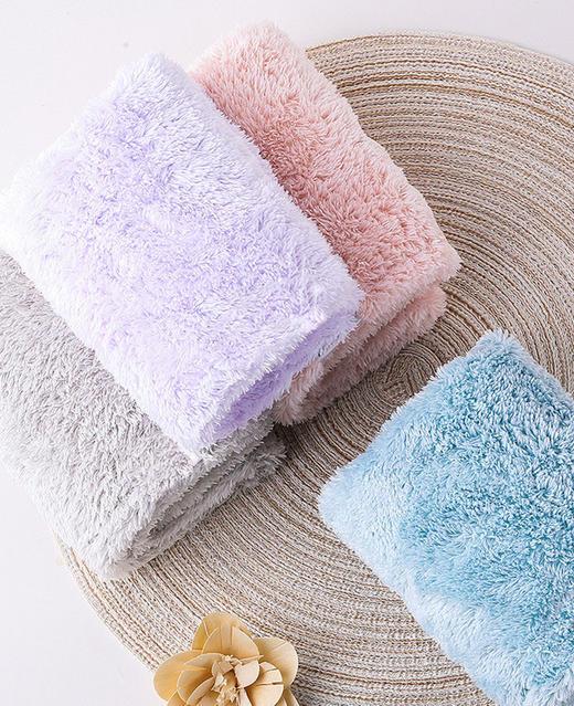 【为思礼】【买一送一!玻尿酸干发帽送毛巾】 让湿发变干发,法国微胶囊干发帽 用一次=3500次发膜 商品图0