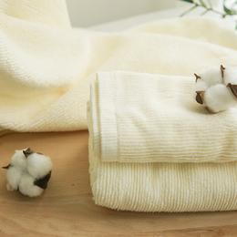 爱室丽100%全棉毛巾,柔软、吸水、耐用、不掉毛