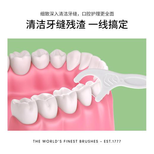 KENT肯特牙线棒家庭装超细薄荷味新口味清洁剔牙线 商品图2