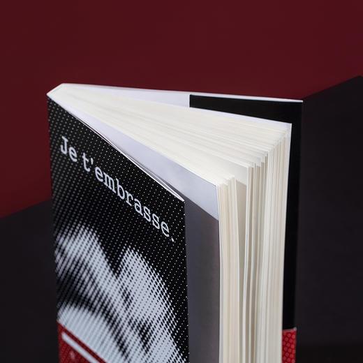 【为思礼】言仓文创吻笔记本文艺插图创意记事本子精致送礼送朋友格调礼物 商品图2