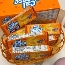 迈大钙芝奶酪威化饼干27g*24条
