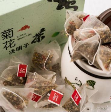 竹溪县菊花决明子茶 5g*30袋 商品图0