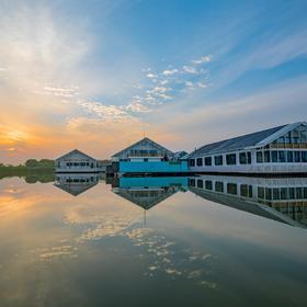 【苏州•同里】苏州全湖景私密度假·墅家·同里社   自由行套餐
