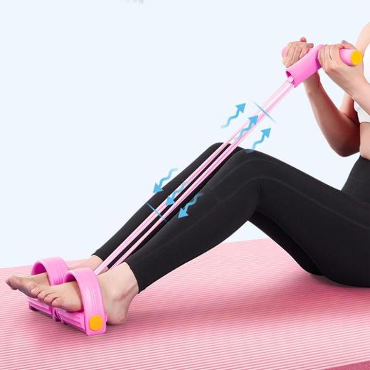 大鱼家·瑜伽三件套,在家练出好身材,夏日轻盈有气质 商品图2