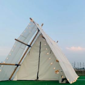 【湖州·南浔】慕仁露营·淙星营地 暖冬之旅2天1夜自由行套餐