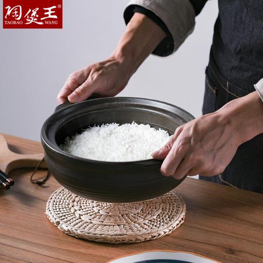 【古法传承 日式陶瓷】陶煲王日式砂锅 22道工艺 匠人手绘釉下彩 商品图8