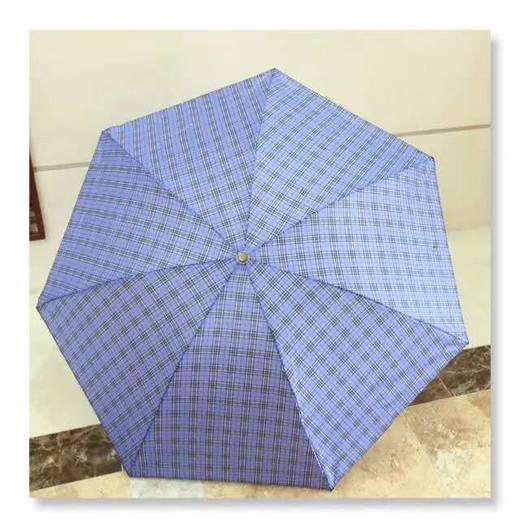 天堂伞经典格子伞款式随机 商品图0