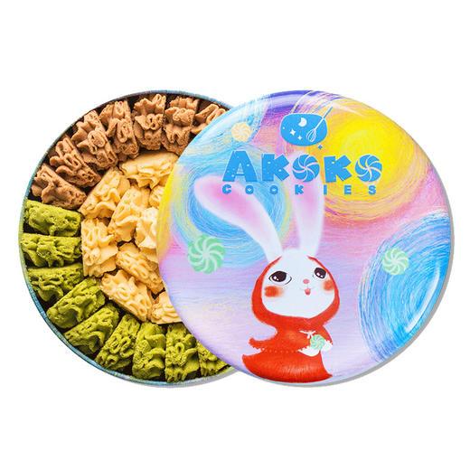 【积分加价购】[AKOKO经典小花冰淇淋曲奇饼干礼盒] 经典小花  与众不同  560g/盒 商品图6