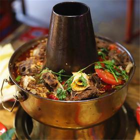 煲得鲜88元羊蝎子套餐 喝汤吃肉还能吸骨髓 入秋补身子 超值!