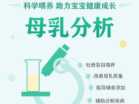 母乳分析 -远东龙岗妇产医院-儿保科