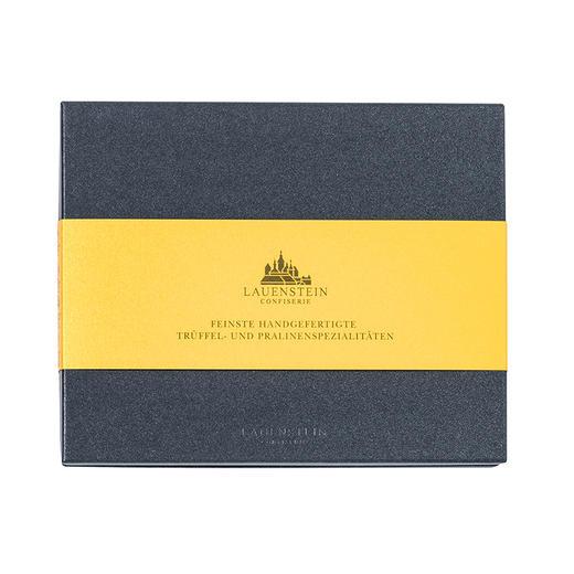 [LAUENSTEIN城堡巧克力金装礼盒]口感醇厚 齿颊留香 20粒/260g/盒 商品图4