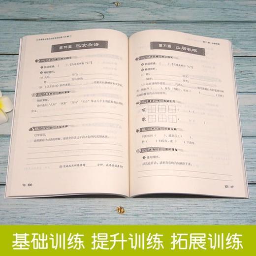 【开心图书】一年级上册快乐读书吧和大人一起读全4册+送古诗文专项训练126篇+送全彩漫画作文 A 商品图11