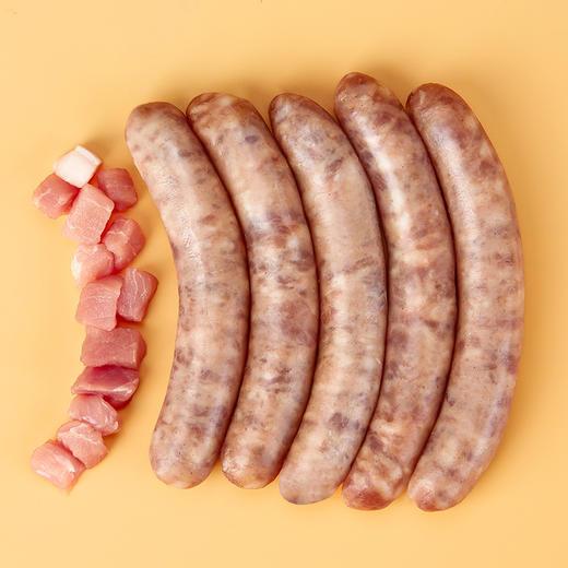 [台式手工鲜肉香肠礼盒装]皮脆肉韧 饱满弹牙 4盒装(200g/6根/盒) 商品图4