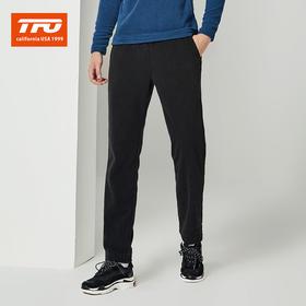 【御寒保暖】TFO保暖抓绒裤 抓绒保暖面料 温暖舒适 柔软耐磨 3D立体剪裁 时尚百搭