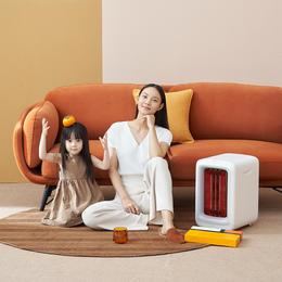 keheal 科西取暖器 家用节能省电速热碳纤维暖风机浴室电暖气客厅