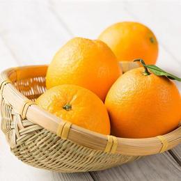 【新鲜果品】江西赣南脐橙3斤 5斤 精品大果  手剥橙甜橙   散装(十堰主城区包邮)