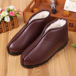 PDD-WWPCH210102新款厚底防水防滑保暖棉鞋TZF