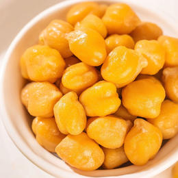[纯蒸鹰嘴豆]软糯细腻  可盐可甜  180g/盒  两种口味可选