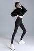 """限时买1送1!【收腹效果惊人!可以练瑜伽的打底裤!】全新韩国""""定制版"""" 鲨鱼皮全能裤,遮肉显瘦,轻暖珊瑚粉绒,3D翘臀,时尚百搭,一条穿三季! 商品缩略图10"""
