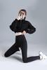 """限时买1送1!【收腹效果惊人!可以练瑜伽的打底裤!】全新韩国""""定制版"""" 鲨鱼皮全能裤,遮肉显瘦,轻暖珊瑚粉绒,3D翘臀,时尚百搭,一条穿三季! 商品缩略图11"""