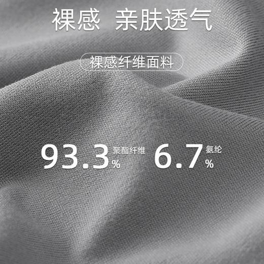 【99元三件】春夏新款婴儿棉面膜T 简约百搭 纯色休闲基础款短袖◆ 商品图9